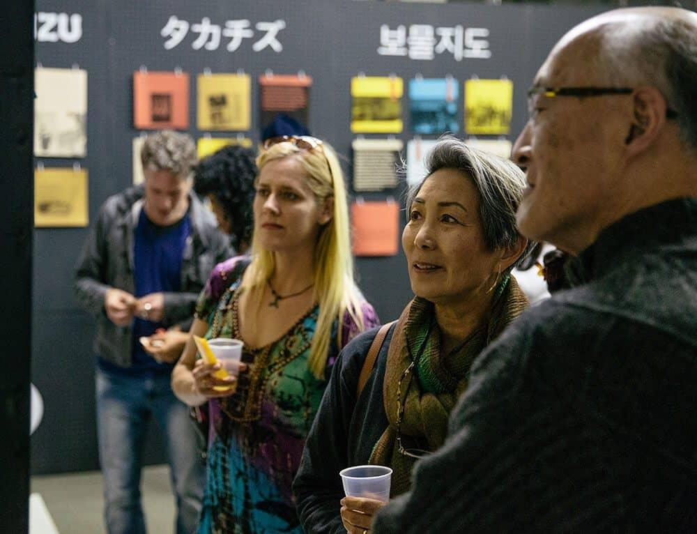 +LAB Exhibit by Iittle tokyo service center