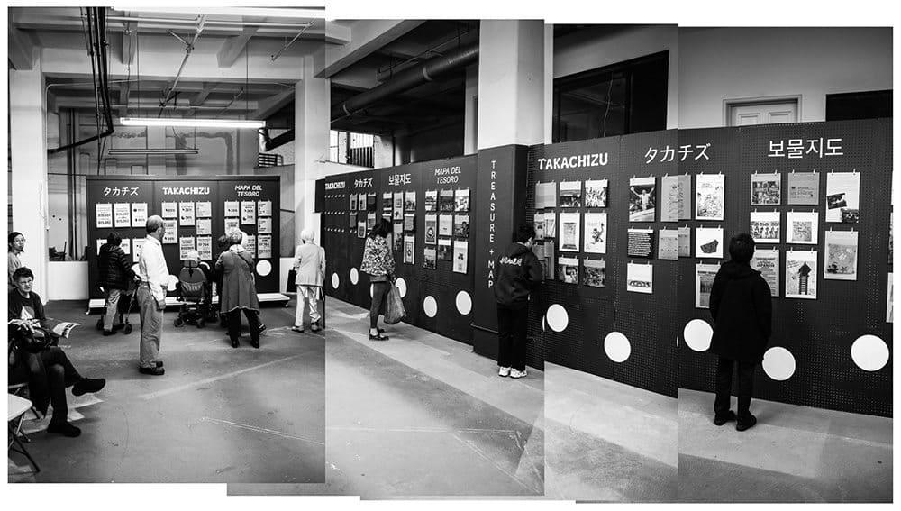Takachizu +LAB photo exhibit by Little tokyo service center