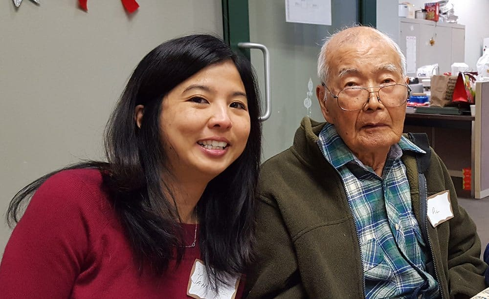 Caregiver support for helping seniors event by little tokyo service center