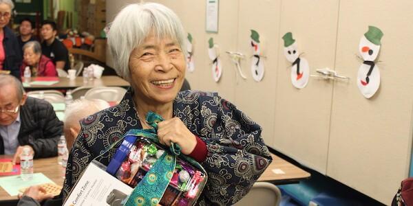 Little Tokyo Service Center Senior Bingo Event