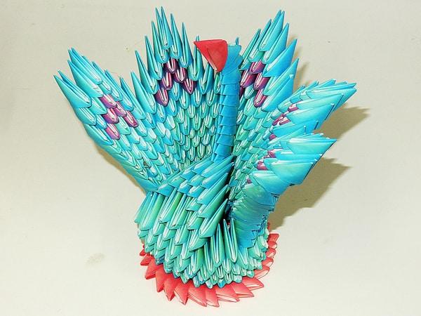 LTSC Opens Senior Origami Art Exhibition