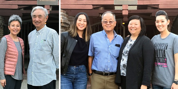 New Board President and Member of Little Tokyo Service Center