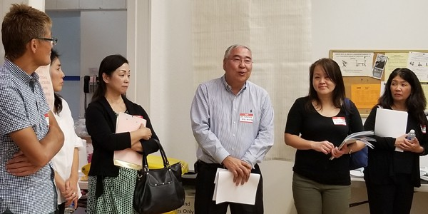 Organizations Serving South Bay Nikkei Convene