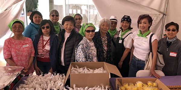LTSC Joins Friends for Community Clean-Up