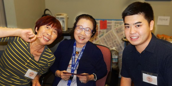 LTSC Holds Mixer Event for Volunteers and Staff