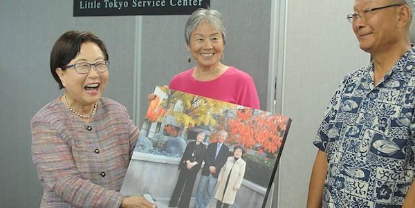 LTSC Recognizes Longtime Staffer Mrs. Kim