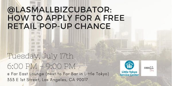 LTSC Small Business Workshops