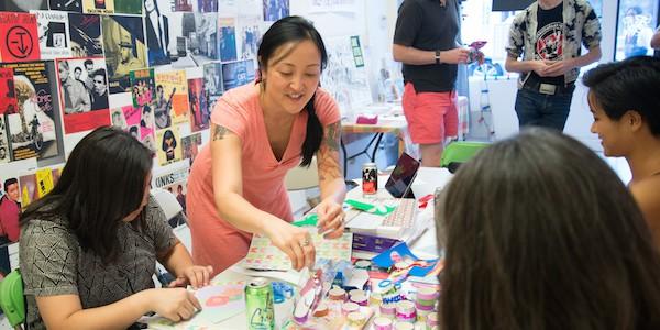 Sustainable Little Tokyo program at 341 FSN