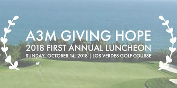 A3M Annual Luncheon Coming Soon