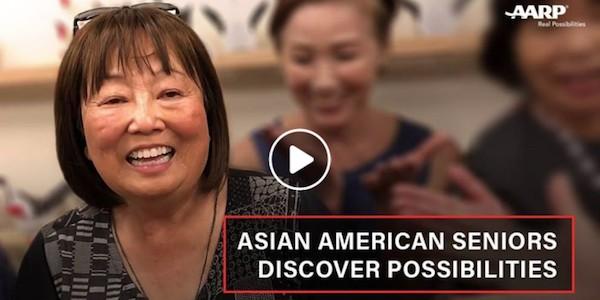 Asian American Seniors Discover Possibilities