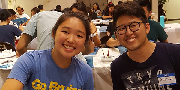 Young Leaders Organize 'Paint Night' for Mental Health