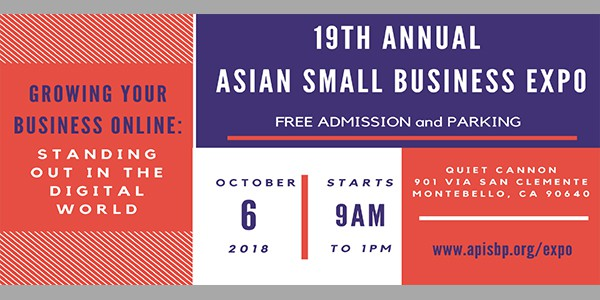 Asian Small Business Expo