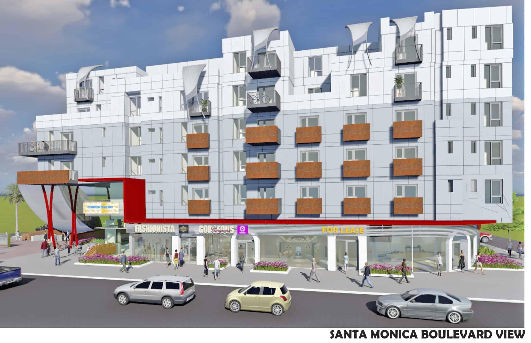 Santa Monica/Vermont Project - Little Tokyo Service Center