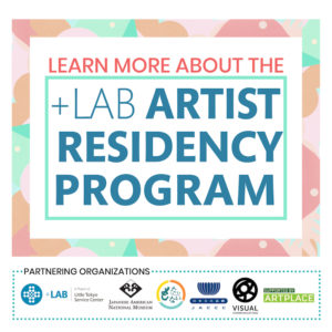+Lab Artist Residency Program