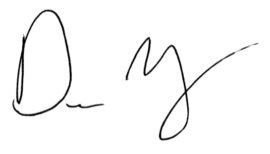 Dean Matsubayashi Signature