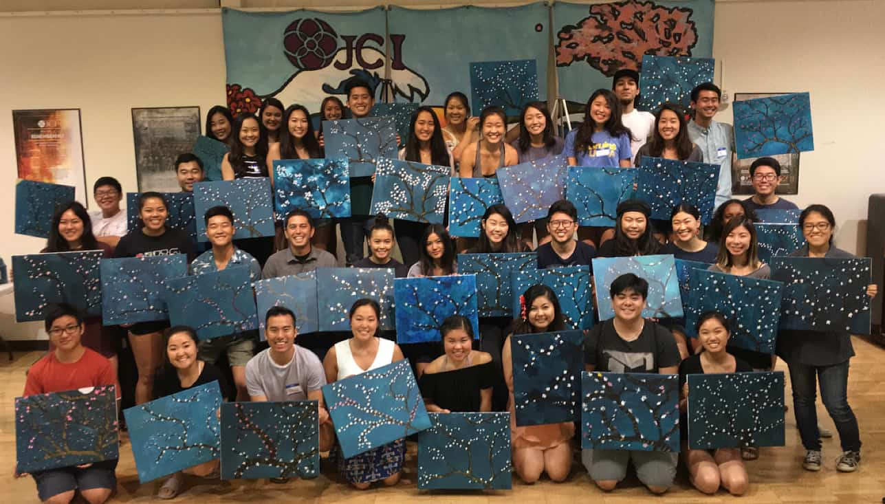 August 11, 2018 CT Paint Night