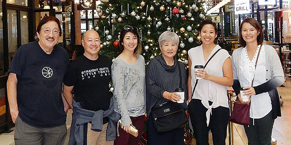 Budokan Campaign Thanks 2018 Donors