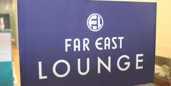 The collaboration will enhance programs at LTSC's Far East Lounge.