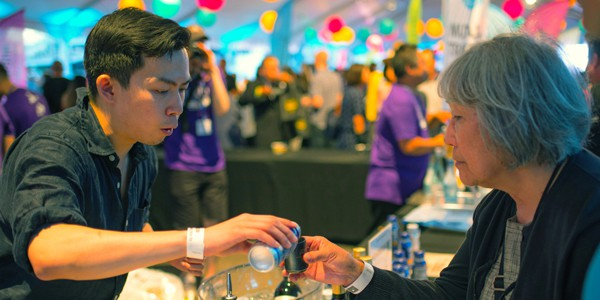 LTSC's signature annual sake and food tasting fundraiser