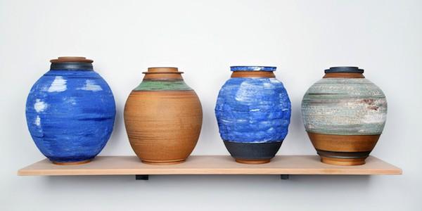 Ceramic artwork of Shoshi Watanabe for Shoshi's General Store