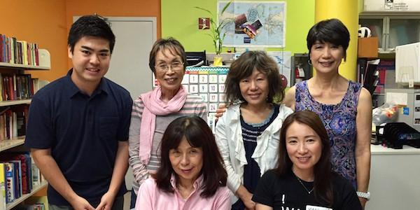 LTSC Volunteers Complete Training
