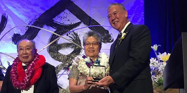 LTSC's Yoshimura Chosen for Community Spirit Award