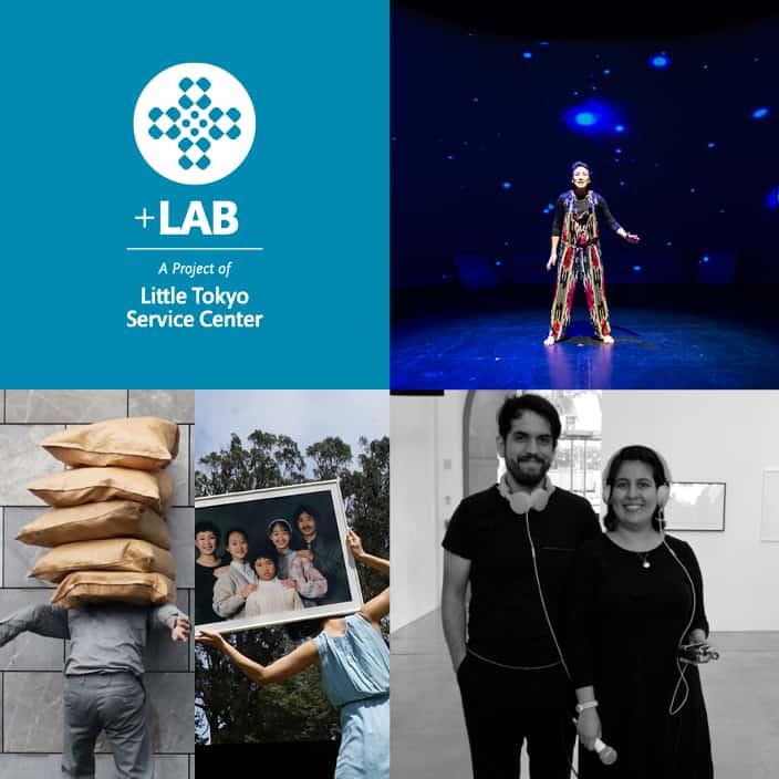 LTSC Second Annual +LAB Artist Residency Program