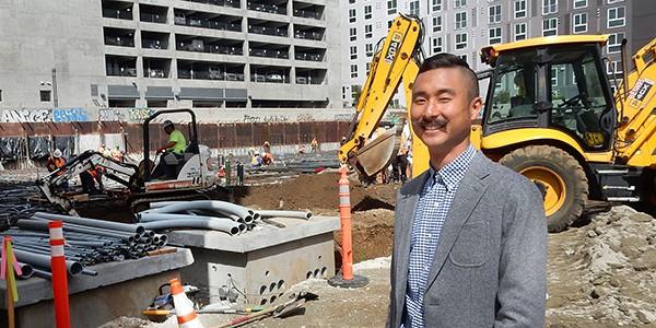 New Budokan Program Director Ryan Lee