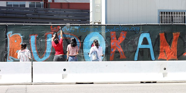 Graffiti with a Purpose