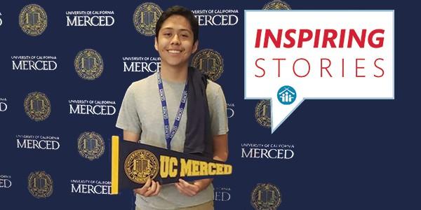 UC Merced, LTSC featured Inspiring stories