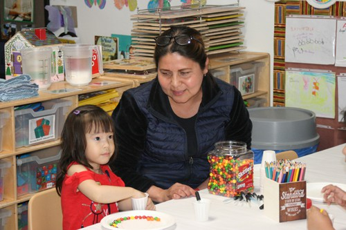 LTSC's Angelina Preschool hosted its annual open house,