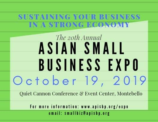 Annual Asian Small Business Expo - Little Tokyo Service Center