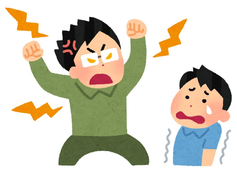 Shinsuke hysteria father