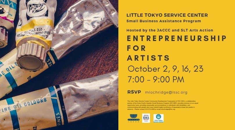 Entrepreneurship for Artists