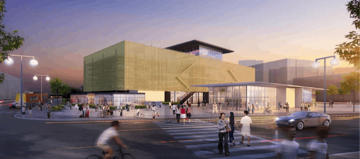 LTSC Presents Plans for Little Tokyo Metro Station