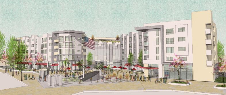 Building Housing for Veterans