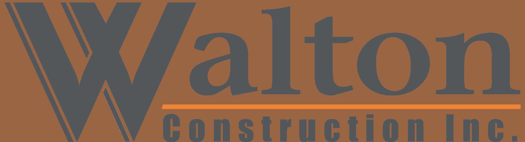 Walton Construction Inc.