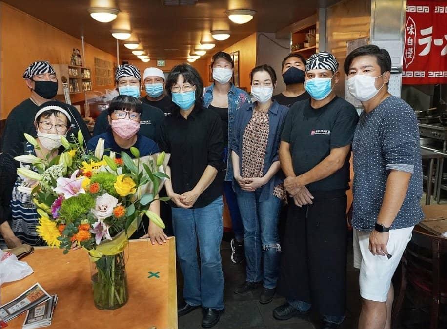 kouraku crew