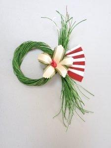 KaGOcraft, founder Misaki Murai, DIY Japanese New Year Decoration
