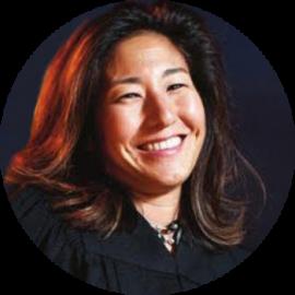 Portrait of Judge Akemi Arakaki