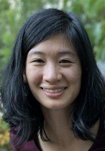 Portrait Debbie Chen