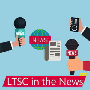Title text: LTSC in the news