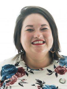 portrait of Kristin Fukushima