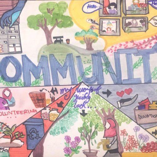 Text: Community