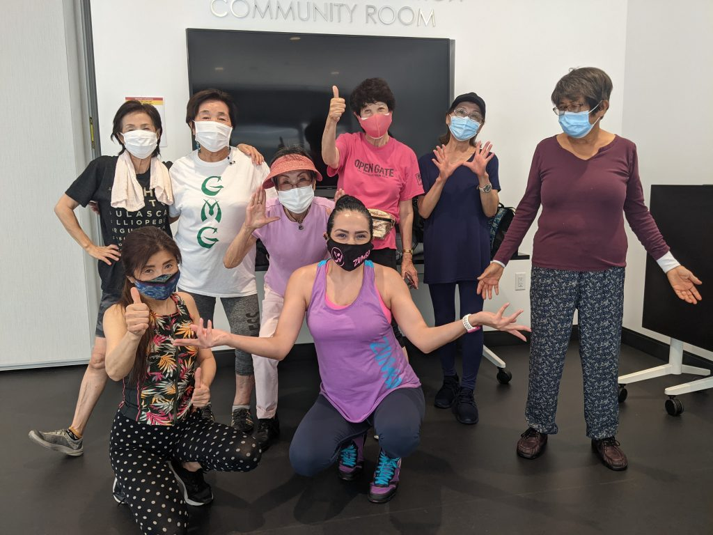 far east lounge class participants
