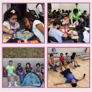 pictures from Mi Casa summer camp