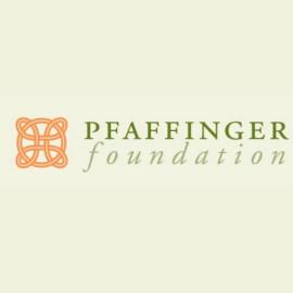 pfaffinger foundation logo