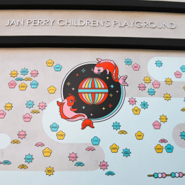 childrens wall