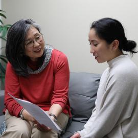 kosumosu client receiving help