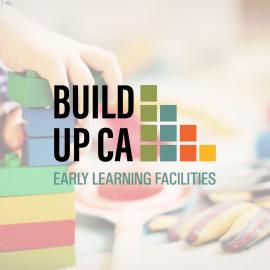 build up CA logo